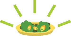 Living food icon@2x
